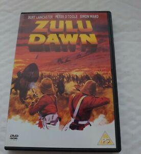 Zulu Dawn VG (DVD, 2004) Burt Lancaster Peter O Toole