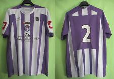 Maillot Toulouse FC Lotto Vintage Porté #2 Monne decroix TFC football - XL