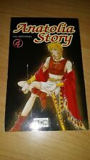 Anatolia Story Manga Volume Band 4 Deutsch German Egmont Manga