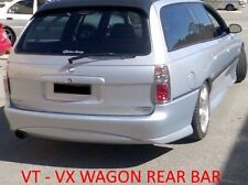 COMMODORE VT-VX STATION WAGON REAR BUMPER BAR