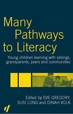 Many Pathways to Literacy: Young Children Learning with Siblings, Grandparents,