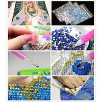 DIY Diamond 5D Painting Religious People Embroidery Cross Stitch Home Decor shan