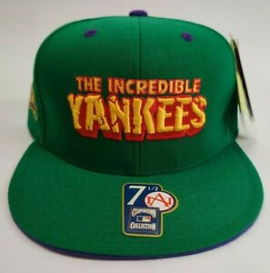 New York Yankees The Incredible Yankees Cooperstown American Needle Snapback Hat
