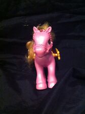 FAKE My Little Pony Purple With Sparkles In The Mane And Tail