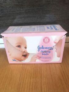 Johnson's Disposable Nursing Pads: 19 Count