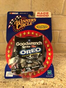 NIP Dale Earnhardt #3 OREO Race Hood Series Winners Circle 1/64 Diecast