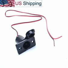 Auto Car Motorcycle Boat Cigarette Lighter Charger Female Socket 3.2FT Extension