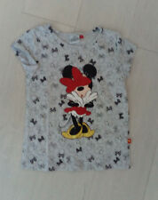 T-shirt Minnie gris 3-4 ans