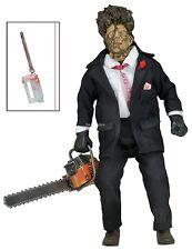"Texas Chainsaw Massacre 2 - Clothed 8"" Retro Style Figure - Leatherface - NECA"