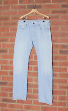 G-Star 3301 Straight Blue Jeans W31 L32