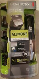 REMINGTON Cordless All in One MULTIGROOMER 3000 >SUPER FAST SHIPPING!!!