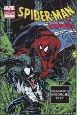 AMAZING SPIDERMAN VS VENOM RARE MINI GIVEAWAY PROMO BREAKING UP VENOMOUS TO DO