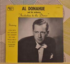 AL DONAHUE & ORCHESTRA  Invitation To The Dance [Vinyl LP,1965] USA LP-15066 EXC