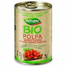 Organic valfrutta haché tomates en jus de tomate italienne - 12 x 400 g