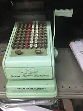 ANTIQUE PAYMASTER CHECK WRITER machine series 7000