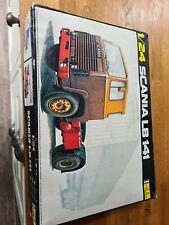 Heller 1/24 Scania LB141 Truck model