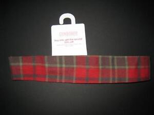 Vintage Gymboree fabric wrap hair headband head scarf barrette age 2 3 4 5 6 7 8