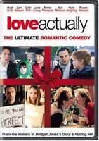 Love Actually (Widescreen Edition) - DVD -  Very Good - LIAM NEESON,HUGH GRANT-