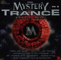 DJ Tomcraft Mystery trance 3 (mix, 1998) [2 CD]