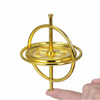 Gyroscope Gyro Kids Adult Toys Gifts Traditional Educational Pressure Relieve
