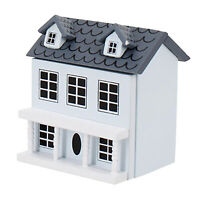 Dolls House Miniature 1:12 Scale 4 Natural Wood Veranda Porch Corner Posts
