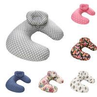 Nursing Newborn Baby Kids Breastfeeding Pillow Cover Pillow Cover Slipcover Cosy