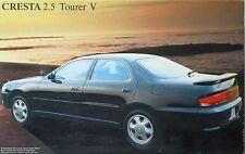 Fujimi 03365: Toyota Cresta 2.5 Tourer V in 1/24, selten,  NEU & OVP