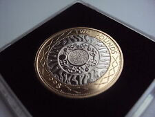 1998 UK £2 coin LOW MINTAGE PROOF Development of Technology..First New Portrait!
