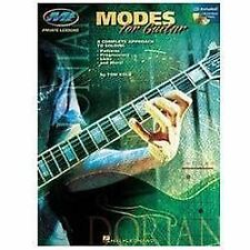 Modes for Guitar Private Lessons Musicians Institute: Private Lessons