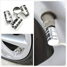 aluminum air valve cover cap chrome round shape tire stem wheel rim vc2c3 allfit