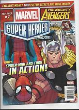 marvel super hero magazine. #7