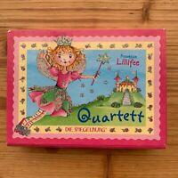 Quartett Prinzessin Lillifee | Gesellschaftsspiel
