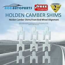 Set of 9 Holden Camber Shims Front End Wheel Alignment HQ HJ HX HZ WB LH LX UC