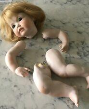 porcelain doll making repair parts