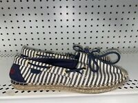 Sperry Top-Sider Katama Mariner Womens Espadrille Casual Boat Shoes Size 7.5