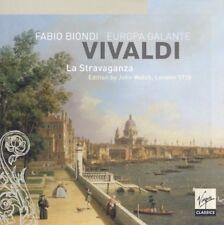 BIONDI/EUROPA GALANTE - LA STRAVAGANZA  CD NEW+