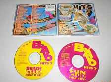 2 CD Compilation Bravo Hits 7 38.Tracks 1994 Roxette Erasure Maxx Masterboy ...