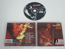 Rory Gallagher / Live in Europe (BMG Capo 103) CD Album