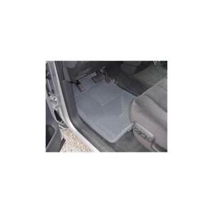 Husky Heavy Duty Front Floor Mats Grey for GM Truck/SUV 1988-2000