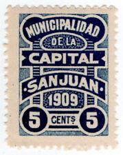 (I.B) Argentina Revenue : San Juan Local Tax 5c