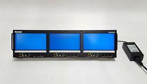 "Marshall V-R653P-HDSDI Triple 6.5"" HD/SD Video Hi-Res 4:3 16:9 Monitor 1.2MP+PS"