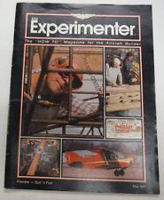EAA Experimenter Magazine Look At Sun 'N Fun May 1987 FAL 071615R