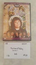 BBC Video - The Vicar of Dibley - Series I DVD - Very Good Conditon