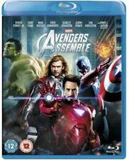 Avengers Assemble [Blu-ray 1-Disc 2012] Nearly New Region Free