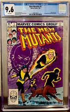 NEW MUTANTS #1 (Marvel Comics, 1983) CGC Graded .60c Variant, Origin of Karma 🔥