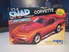 Corvette Snap Tire 1/23 Model Kit Very 😎