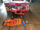 M.A.S.K. TOY GATOR BY KENNER WITH BOX-Complete Minus Instructions Or Poster For Sale
