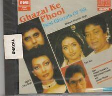 Ghazal ke phool - Bhupiner,Mitali,jagjit singh,Talat Aziz  [Cd] EMI /UK  Made Cd
