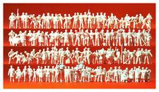 Preiser H0 16326 verschiedene Berufe 120 Figuren