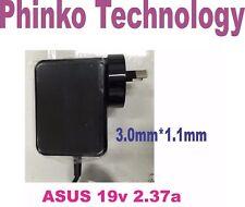 AC Adapter Charger 4 ASUS Ultrabook Zenbook UX21 UX21E UX31 UX31E 19V 2.37A 45W